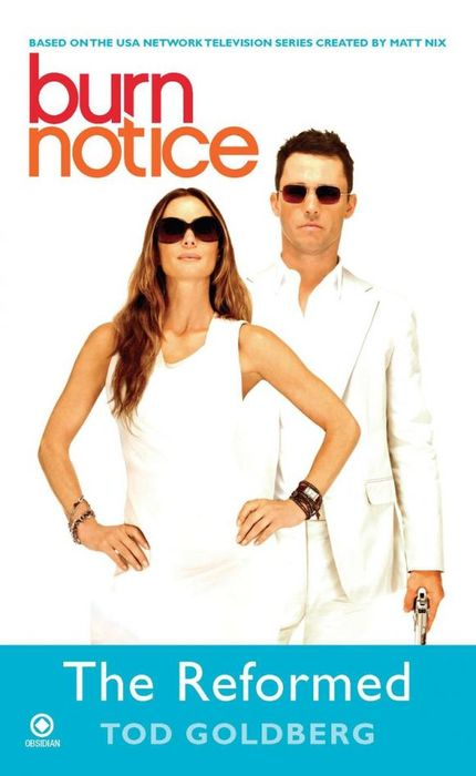 Burn Notice: the Reformed the burn the burn the smiling face