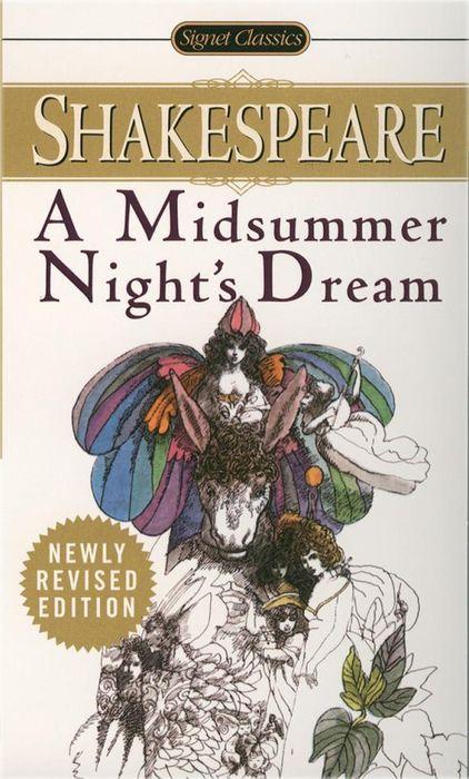 A Midsummer Night's Dream midsummer magic