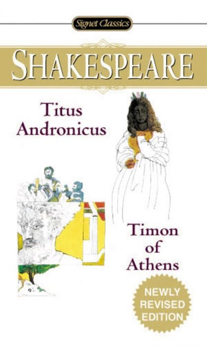 цена на Titus Andronicus and Timon of Athens