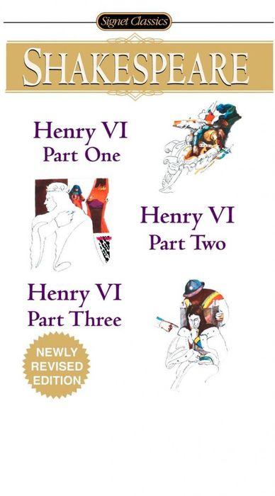 все цены на Henry VI (Parts I, II and III) онлайн