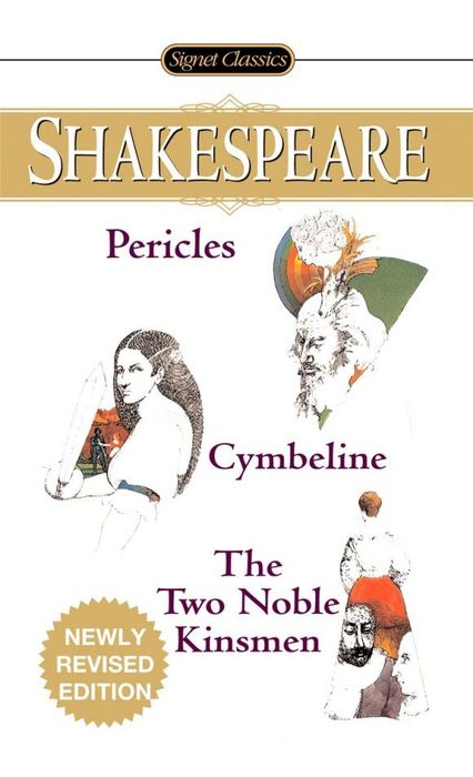 Pericles/Cymbeline/The Two Noble Kinsmen the merchant of venice noble potion парфюмерная вода 100 мл