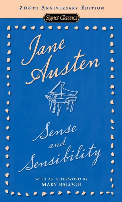 Sense and Sensibility austen jane sense and sensibility чувства и чувствительность роман на англ яз