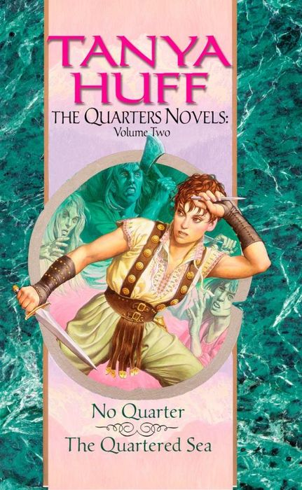 The Quarters Novels: Volume II novels tales journeys