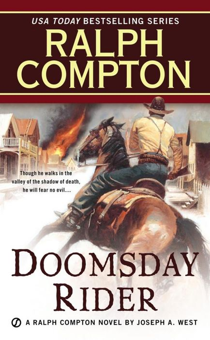 Ralph Compton Doomsday Rider ralph compton ride the hard trail