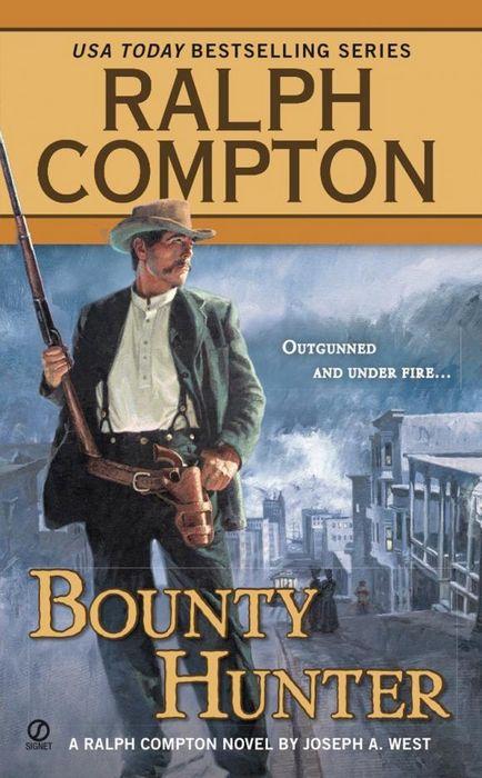 Ralph Compton Bounty Hunter ralph compton ride the hard trail