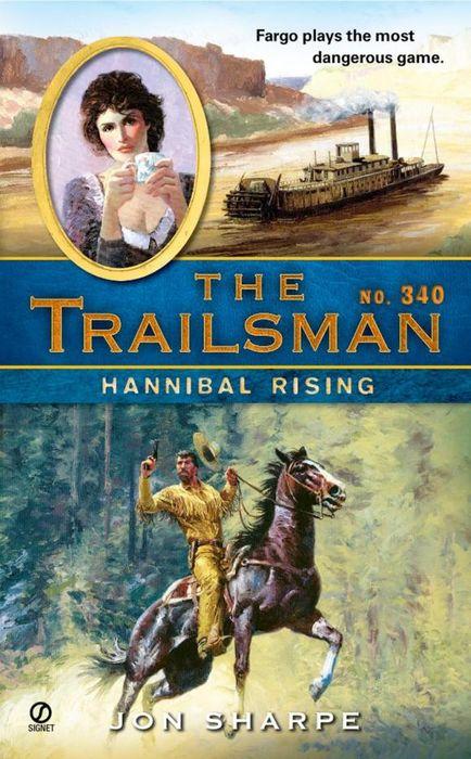 The Trailsman #340