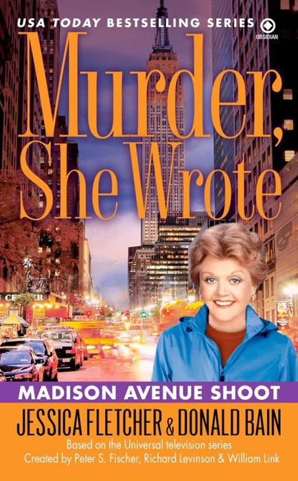 Murder, She Wrote: Madison Ave Shoot murder she wrote close up on murder