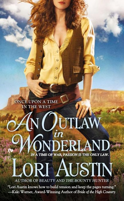 An Outlaw in Wonderland teddy mars book 3 almost an outlaw