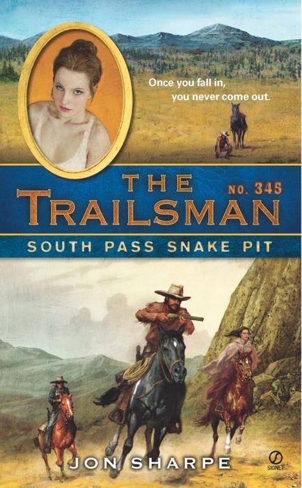 The Trailsman #345