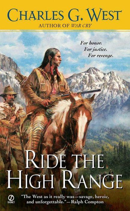 Ride the High Range ralph compton ride the hard trail