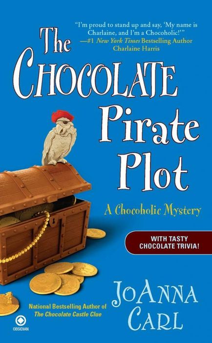 The Chocolate Pirate Plot the plot