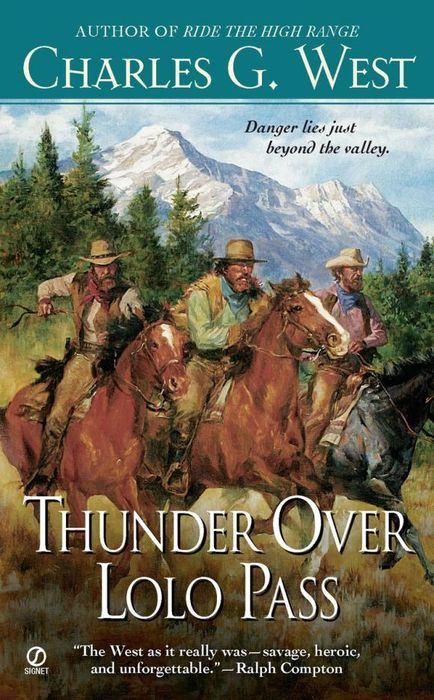 Thunder Over Lolo Pass thunder over lolo pass