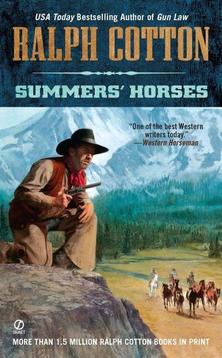 Summers' Horses runaway horses