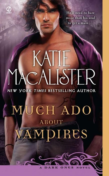 Much Ado About Vampires about