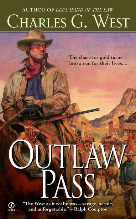 Outlaw Pass teddy mars book 3 almost an outlaw