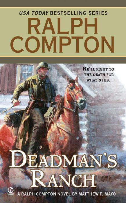 Ralph Compton Dead Man's Ranch ralph compton ride the hard trail