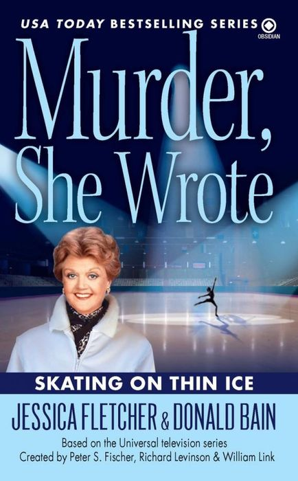 Murder, She Wrote: Skating on Thin Ice what she left