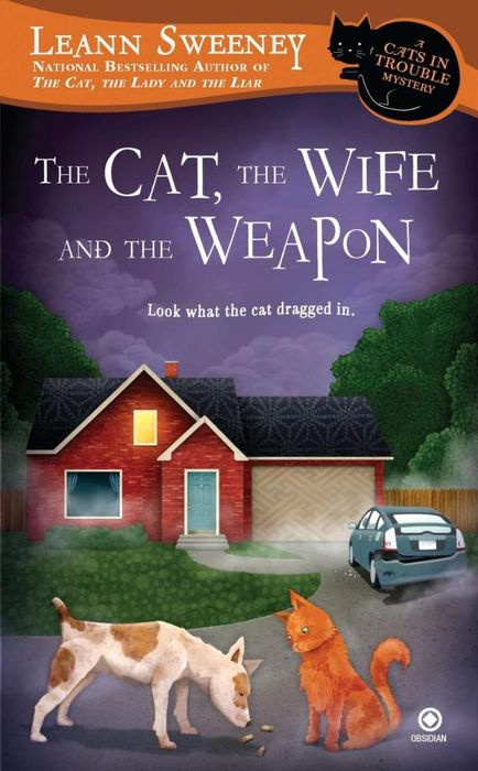 The Cat, the Wife and the Weapon the aviator s wife