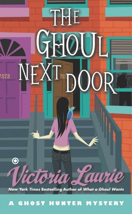 The Ghoul Next Door the boy next door