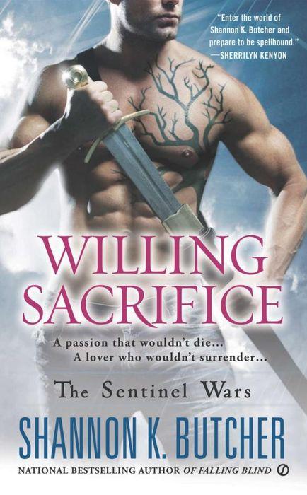 Willing Sacrifice the sacrifice