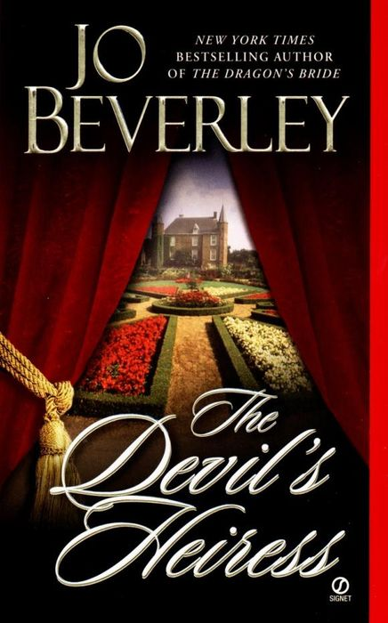 The Devil's Heiress the last heiress