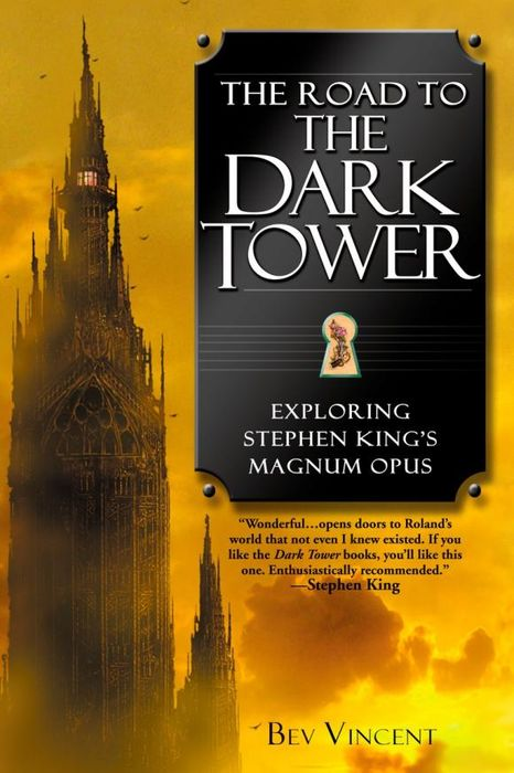 The Road to the Dark Tower dark tower