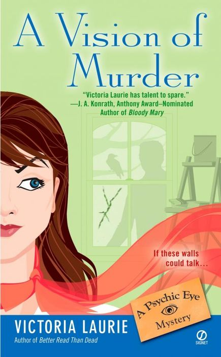 A Vision of Murder: a vision of murder