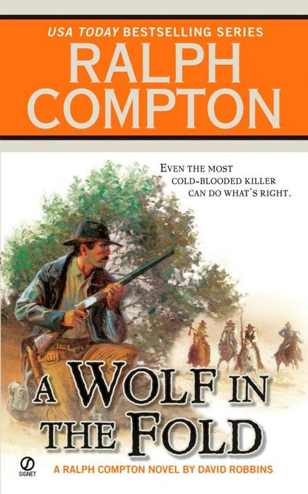Ralph Compton a Wolf in the Fold купить