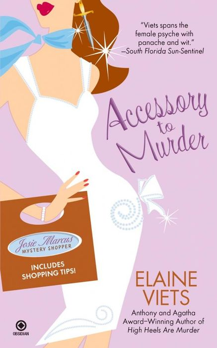 Accessory to Murder elaine viets accessory to murder