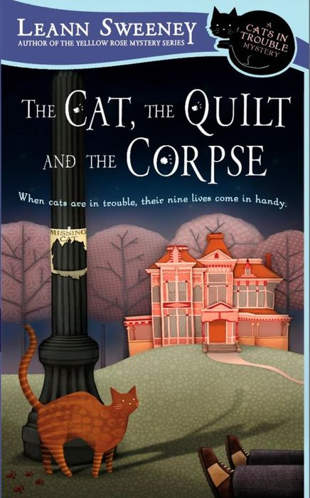 The Cat, the Quilt and the Corpse the giving quilt