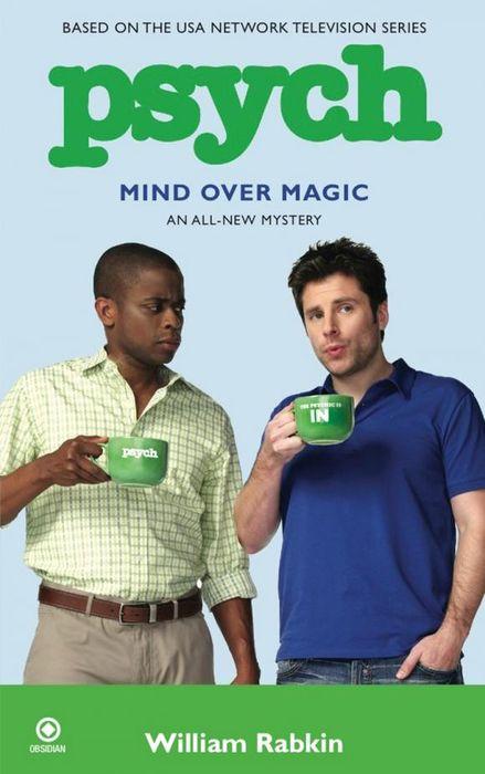 Psych: Mind Over Magic mind magic