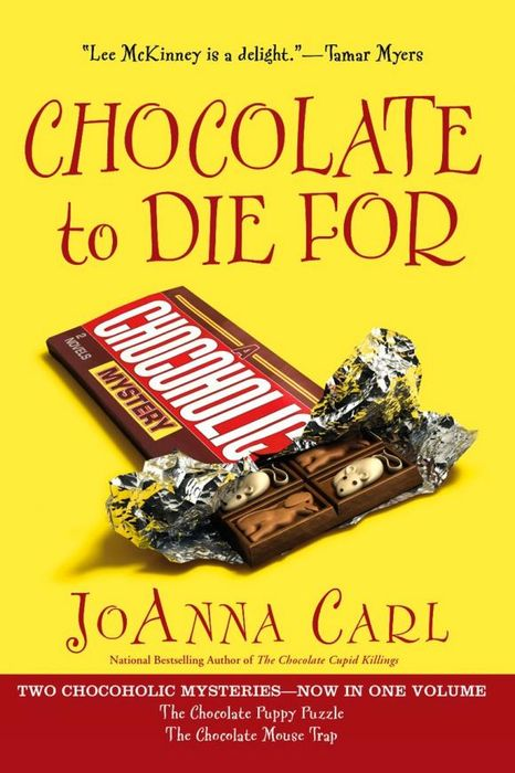 Chocolate to Die For a deal to die for