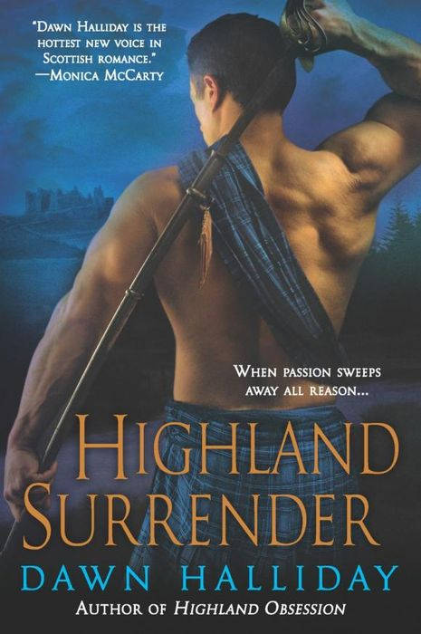 Highland Surrender trespass highland
