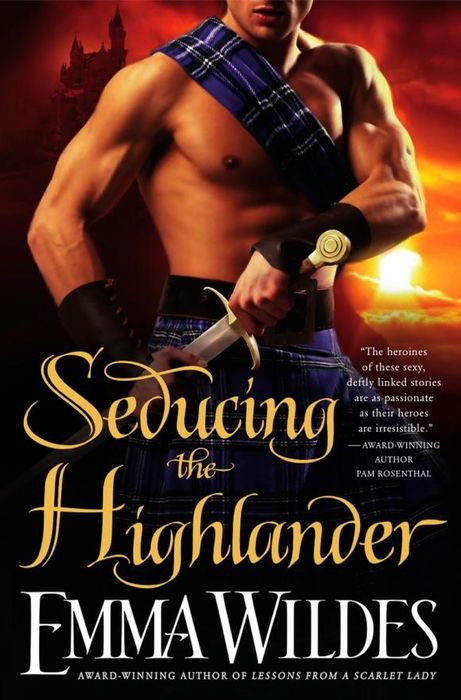 Seducing the Highlander seducing the duchess