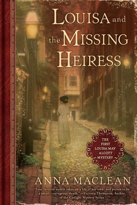 Louisa and the Missing Heiress the last heiress