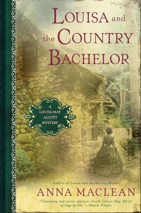 Louisa and the Country Bachelor louisa