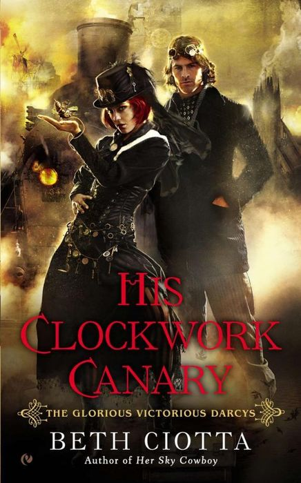 His Clockwork Canary декор canary