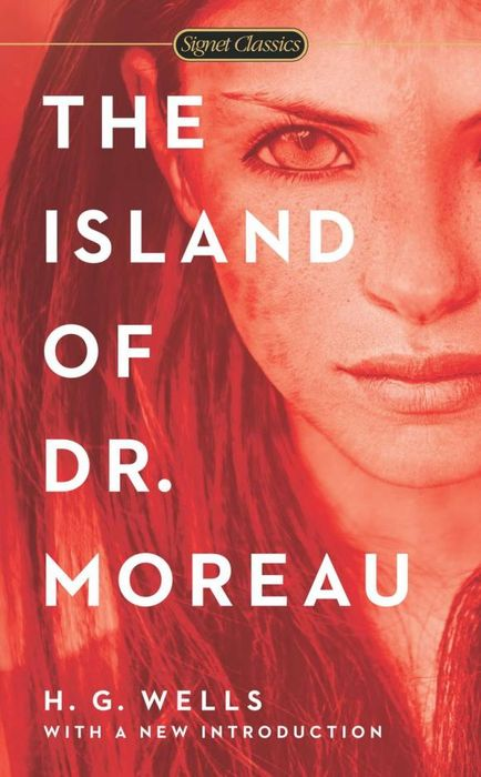 The Island of Dr. Moreau the brides of rollrock island