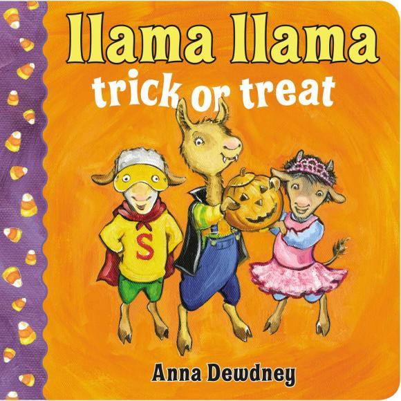 Llama Llama Trick or Treat llama llama misses mama