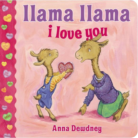 Llama Llama I Love You llama llama misses mama