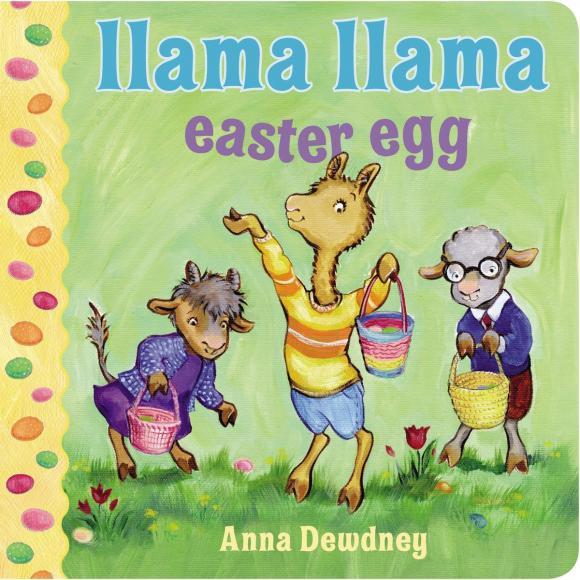 Llama Llama Easter Egg llama llama misses mama