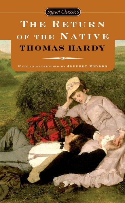 The Return of the Native thomas hardy return of the native 2e nce