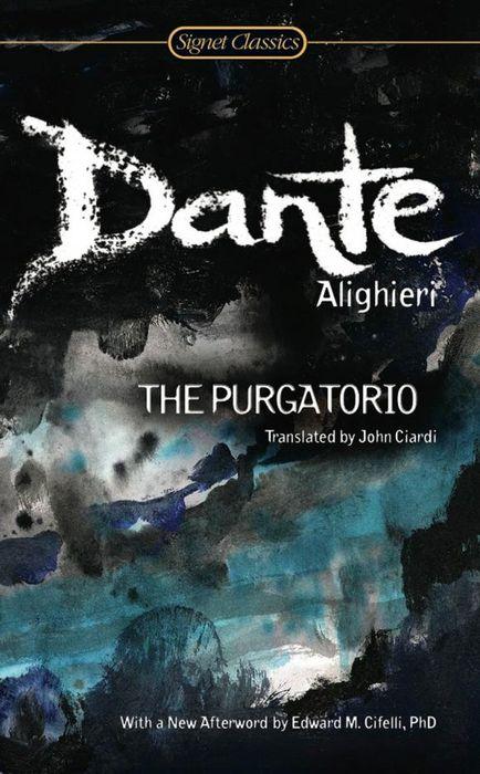 The Purgatorio dante alighieri la divina commedia purgatorio superacquarelli