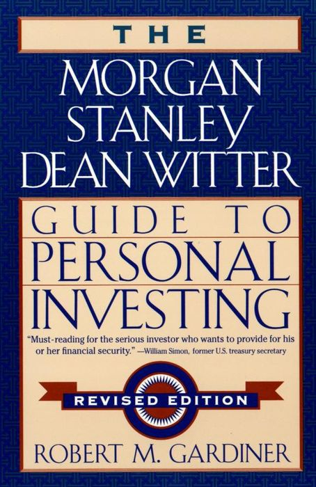 The Morgan Stanley/Dean Witter Guide to Personal Investing morgan mo012ewkbg90