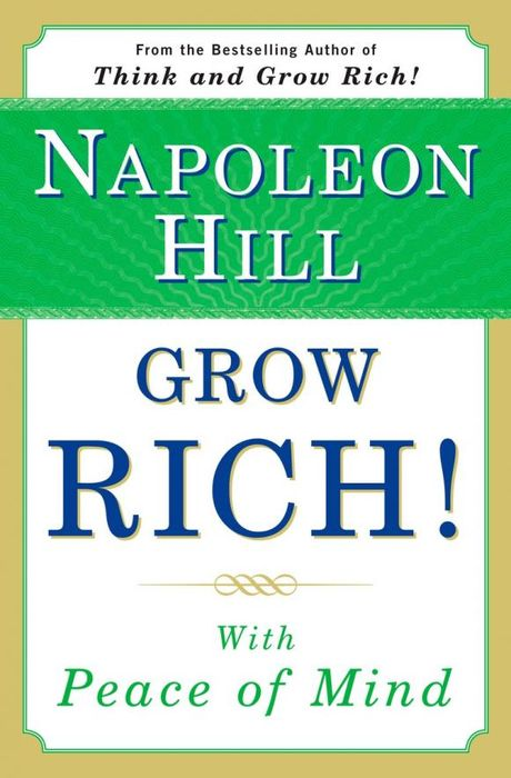 Grow Rich! with Peace of Mind nomadic state of mind® вьетнамки