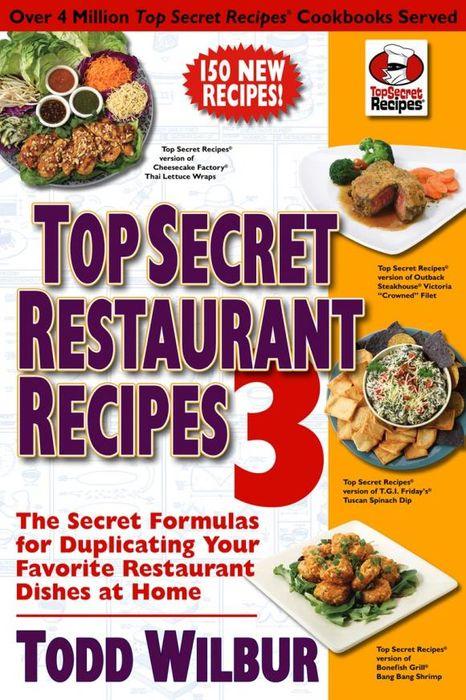Top Secret Restaurant Recipes 3 top secret to795ewtdy28 top secret