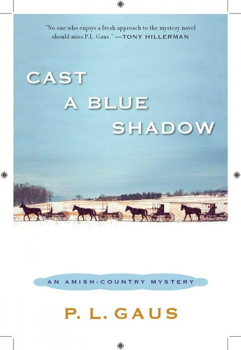 Cast a Blue Shadow stands a shadow