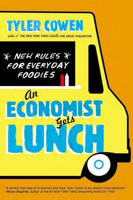 An Economist Gets Lunch lunch box