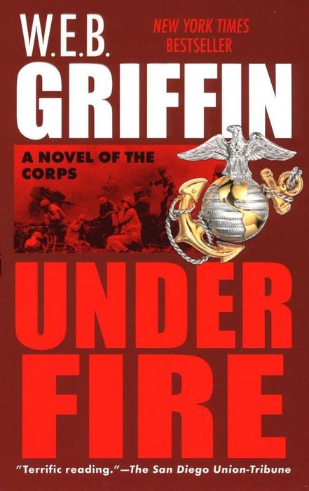 Under Fire tom clancy under fire