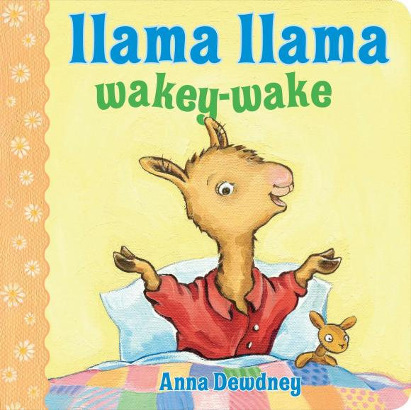 Llama Llama Wakey-Wake llama llama sand and sun